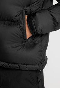 Cross Sportswear - HOODIE - Winterjas - black - 6