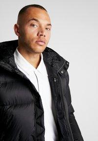 Cross Sportswear - HOODIE - Winterjas - black - 3