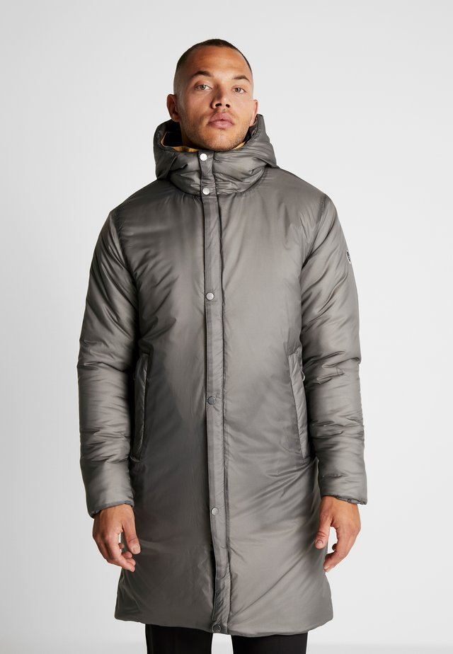 HIGHLOFT COAT - Talvitakki - steel grey