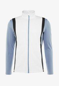Cross Sportswear - CALI FULL ZIP - Fleecová bunda - stonewash - 6