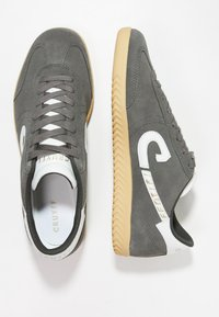 Cruyff - MEDIO CAMPO - Sneakersy niskie - dark grey - 1