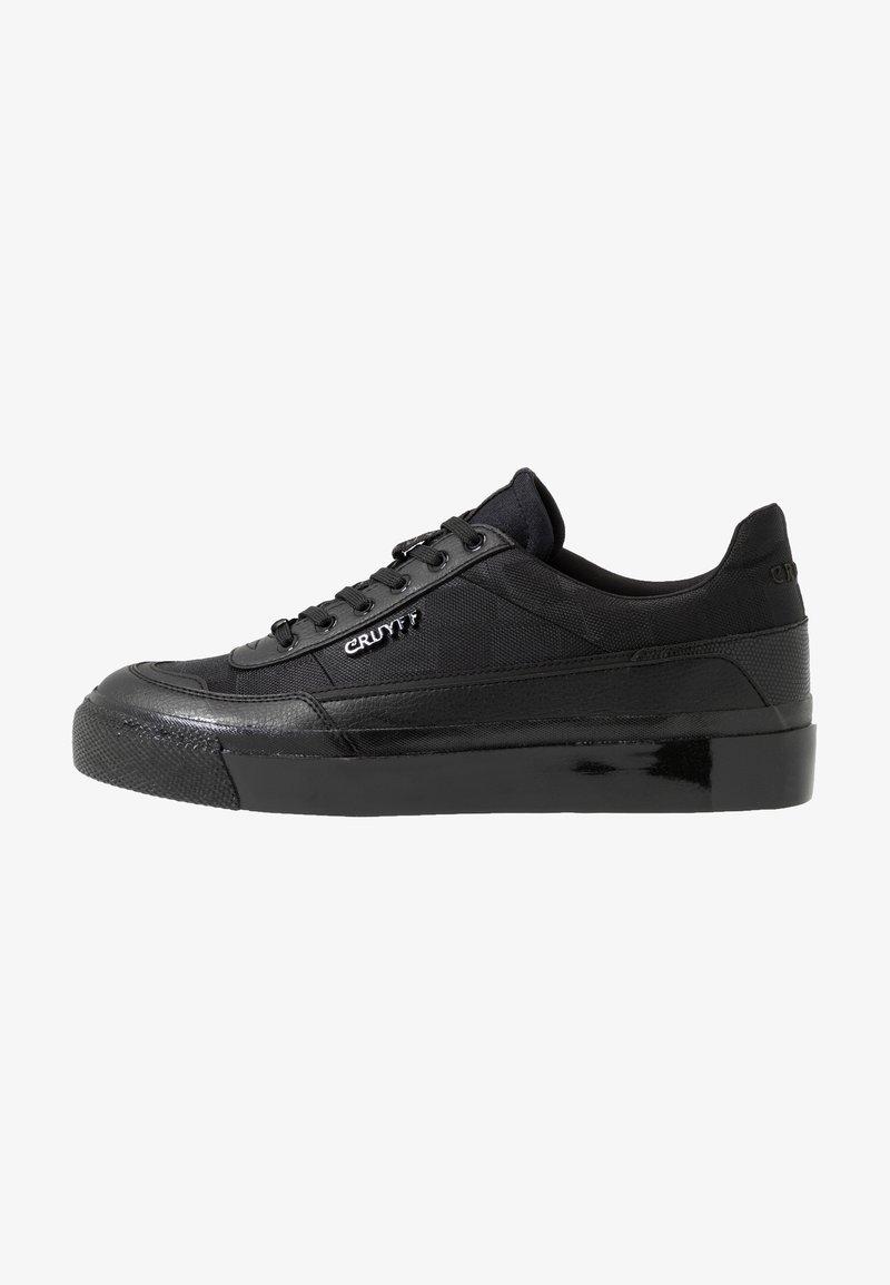 Cruyff - INDIPHISTO - Sneakersy niskie - black