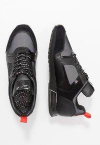 Cruyff - LUSSO - Sneakersy niskie - black - 1