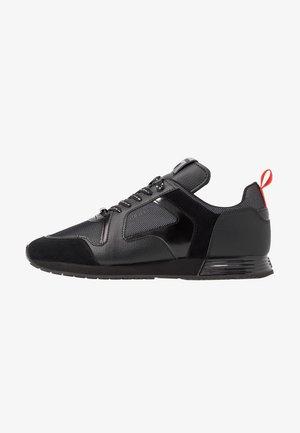 LUSSO - Sneaker low - black
