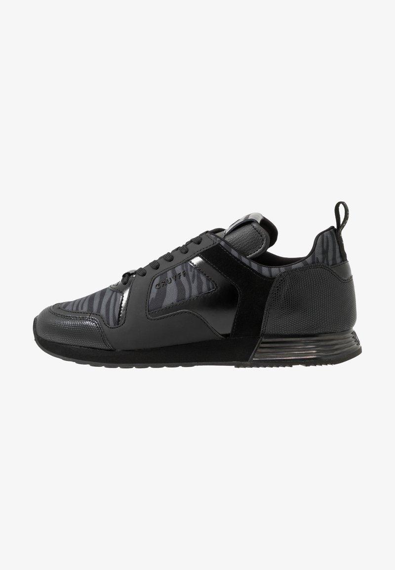 Cruyff - LUSSO ZEBRA - Sneakersy niskie - dark grey