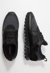 Cruyff - TRAXX - Sneakersy niskie - dark grey - 1
