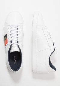 Cruyff - SYLVA OLANDA - Sneakersy niskie - white - 1