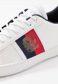 Cruyff - SYLVA SEMI - Sneakersy niskie - white - 5