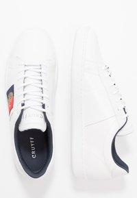 Cruyff - SYLVA SEMI - Sneakersy niskie - white - 1