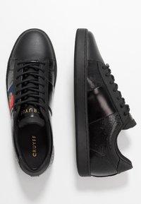 Cruyff - SYLVA SEMI - Sneakersy niskie - black - 1