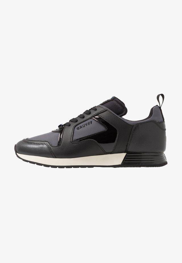 LUSSO - Sneakers laag - black