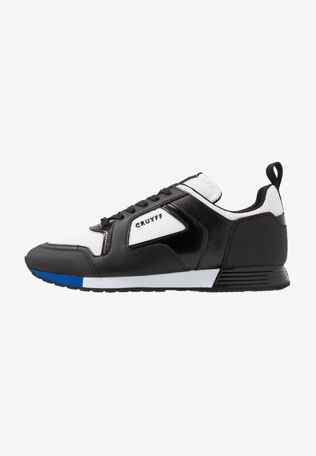 LUSSO - Trainers - white/max blue
