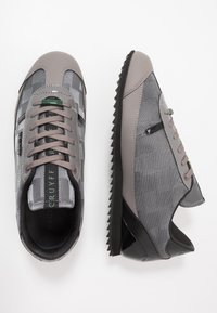 Cruyff - MONTANYA - Sneakersy niskie - dark grey - 1