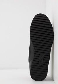 Cruyff - MONTANYA - Matalavartiset tennarit - black - 4