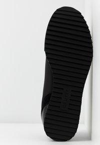 Cruyff - ULTRA - Matalavartiset tennarit - black - 4