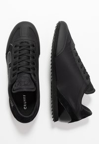 Cruyff - ULTRA - Matalavartiset tennarit - black - 1