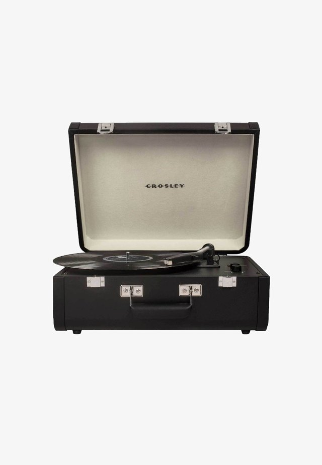 PLATTENSPIELER PORTFOLIO - Record player - black