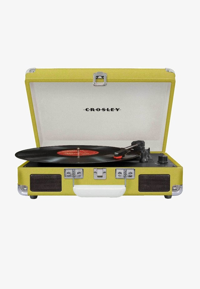 PLATTENSPIELER CRUISER DELUXE - Record player - green