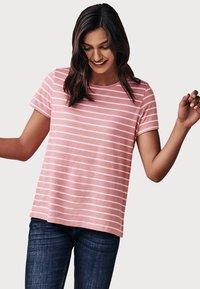 Crew Clothing Company - BRETON - T-shirt print - pink - 0