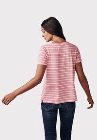 Crew Clothing Company - BRETON - T-shirt print - pink - 2