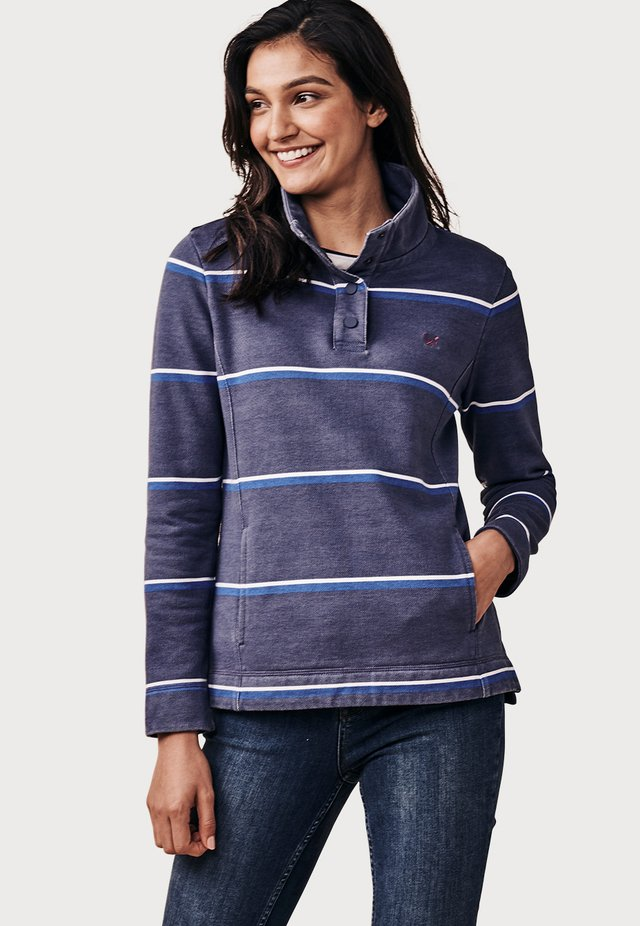 PADSTOW - Sweater - navy