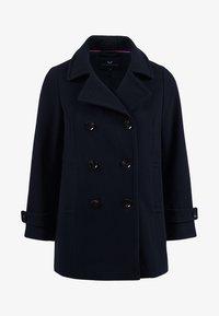 Crew Clothing Company - DARLINGTON  - Halflange jas - dark blue - 3
