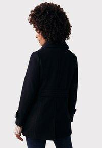 Crew Clothing Company - DARLINGTON  - Halflange jas - dark blue - 2
