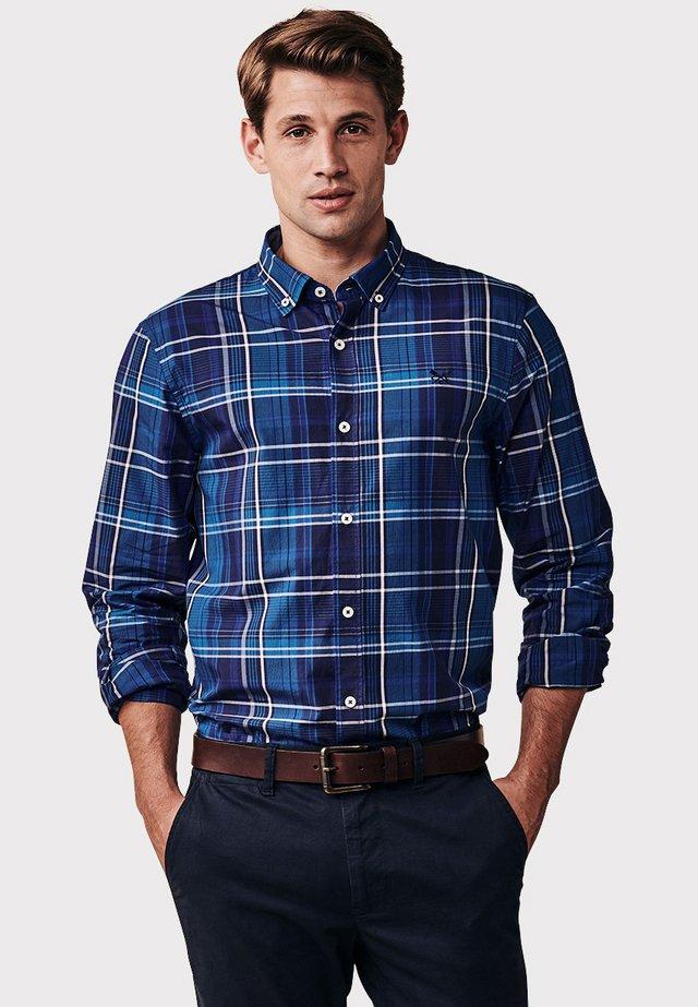 ASHWORTH  - Overhemd - blue