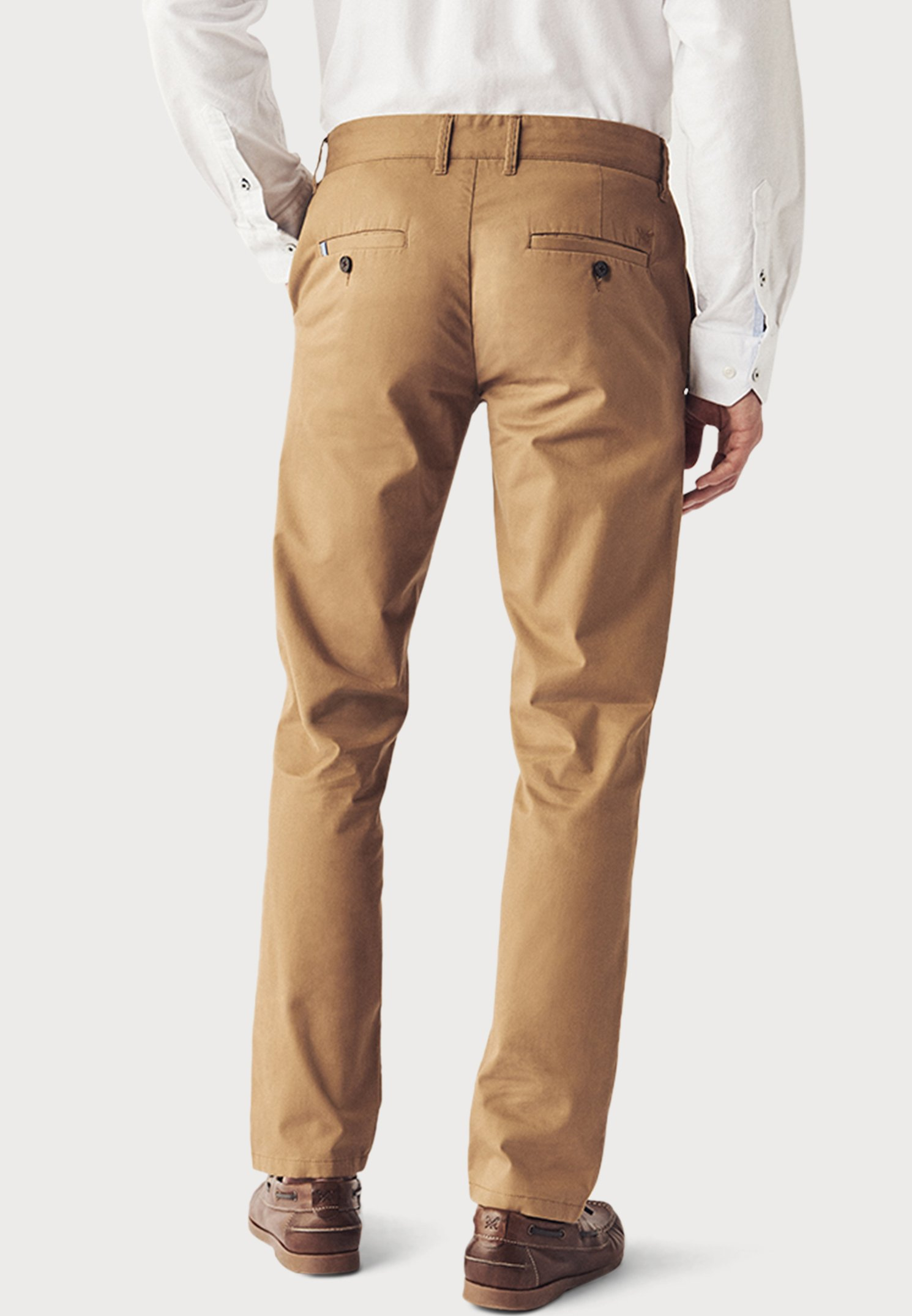 Crew Clothing Company Chinos - brown