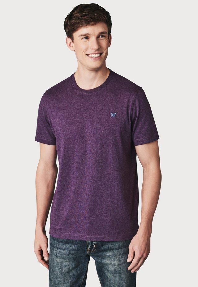 CLASSIC TEE - T-shirt basic - purple