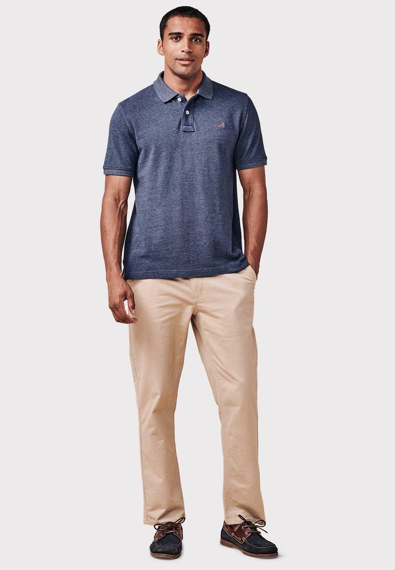Crew Clothing Company - CLASSIC  - Poloshirt - blue