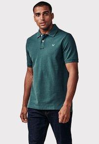 Crew Clothing Company - CLASSIC  - Poloshirt - green - 0