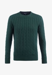 Crew Clothing Company - REGATTA CABLE - Trui - green - 4