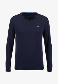 Crew Clothing Company - FOXLEY  - Trui - dark blue - 4