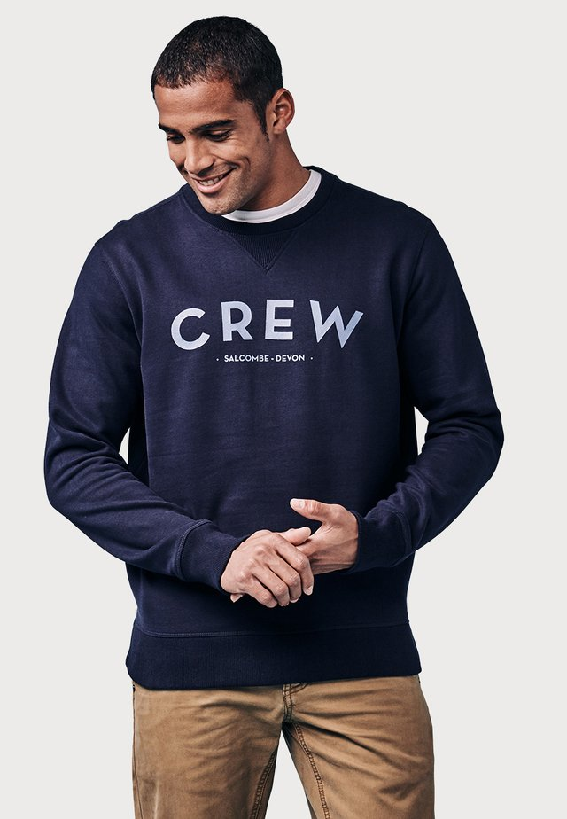 CRANSLEY  - Sweater - dark blue