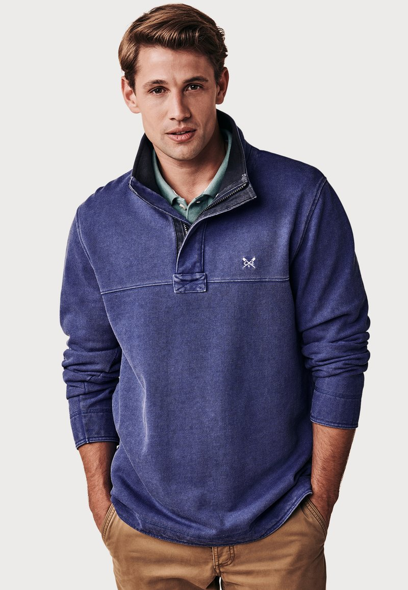 Crew Clothing Company - Sweater - blue