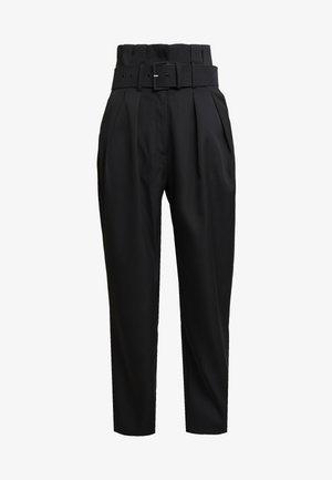 ALADINCRAS PANTS - Kalhoty - black