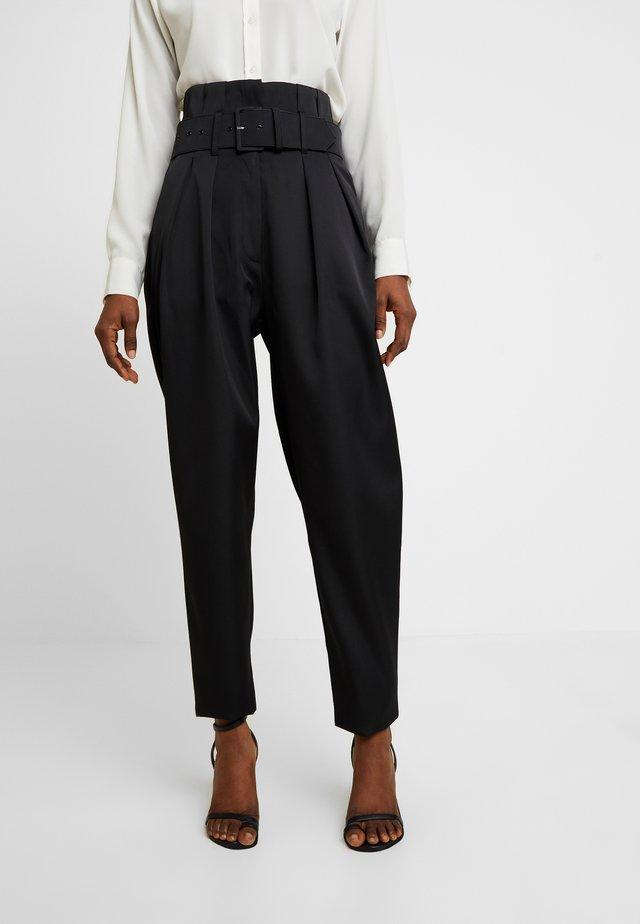 ALADINCRAS PANTS - Trousers - black