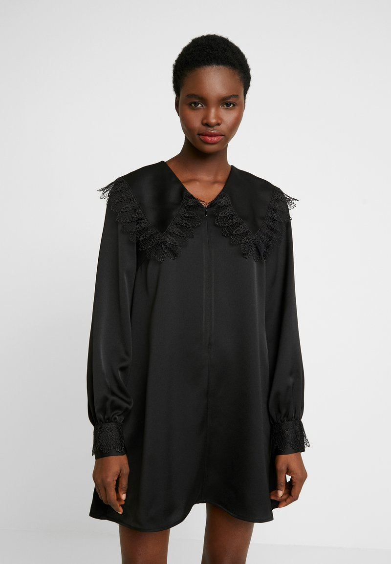 Cras - DIA DRESS - Robe d'été - black