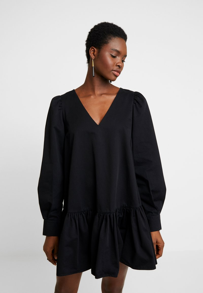 Cras - NICOCRAS DRESS - Robe d'été - black