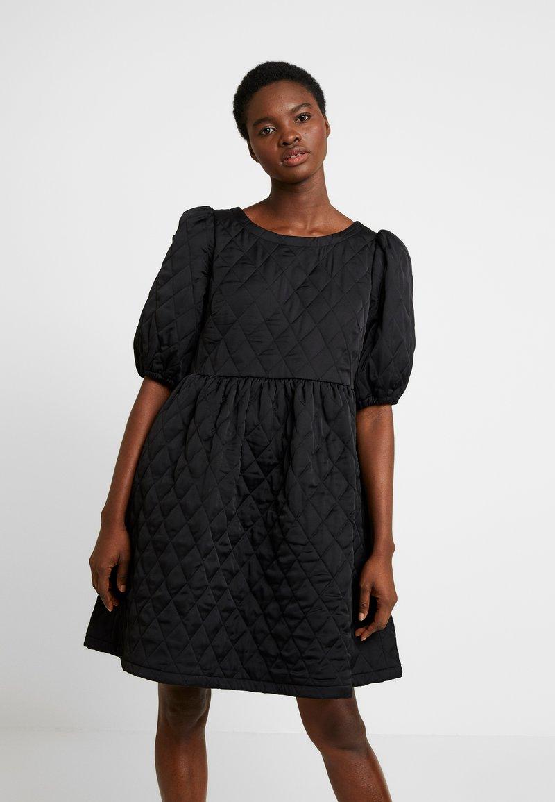 Cras - SOULCRAS DRESS - Robe d'été - black