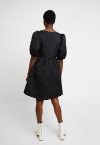 Cras - SOULCRAS DRESS - Robe d'été - black - 3