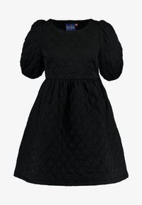 Cras - SOULCRAS DRESS - Robe d'été - black - 4