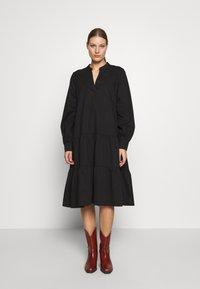 Cras - LUCIACRAS DRESS - Robe d'été - black - 1
