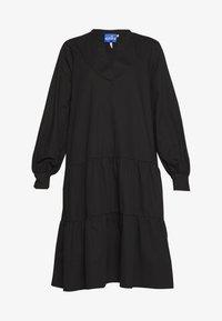 Cras - LUCIACRAS DRESS - Robe d'été - black - 4
