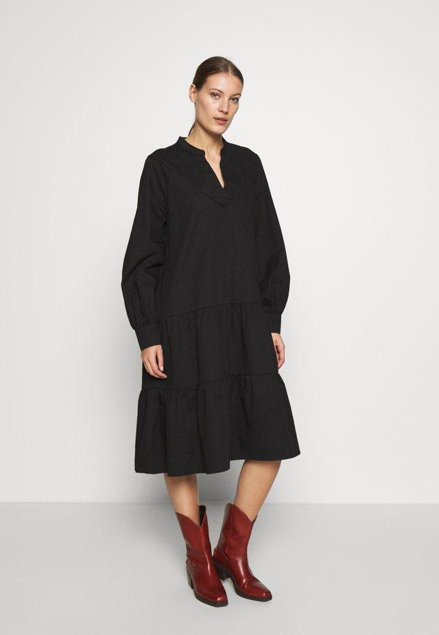 LUCIACRAS DRESS - Vestido informal - black