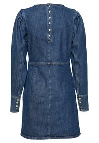 Cras - FANNYCRAS DRESS - Robe en jean - denim light blue - 1