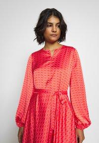 Cras - MONO DRESS - Robe longue - orange - 3