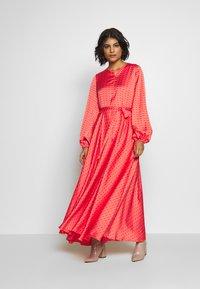 Cras - MONO DRESS - Robe longue - orange - 1