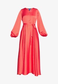 Cras - MONO DRESS - Robe longue - orange - 5